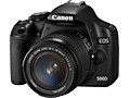 Canon EOS 500D KIT IS 18- 55/55-250 zwart