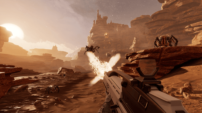 Review Farpoint