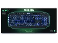 Nacon CL-200US gaming keyboard voor de PC