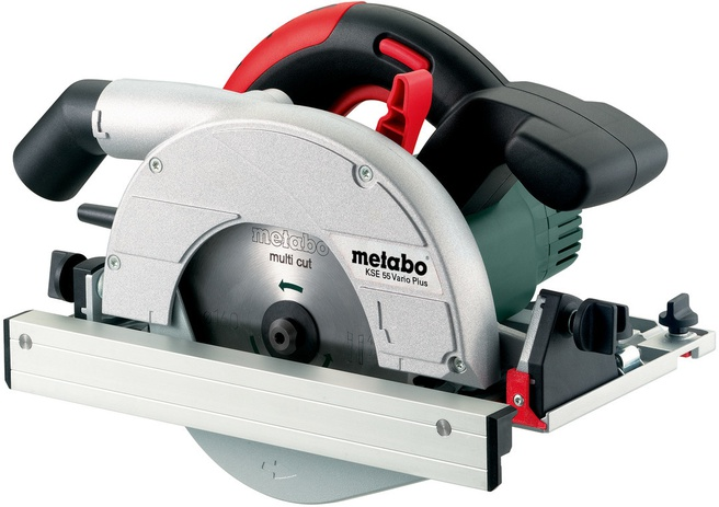 Metabo KSE 55 Vario Plus (MetaLoc koffer)