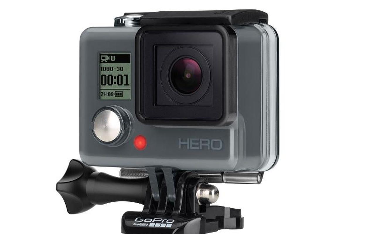 GoPro Hero4 Black Silver Hero