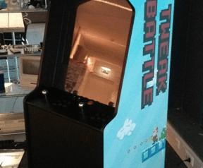 Tweakbattle cabinet