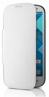 Alcatel Flipcover One Touch Pop C5 Wit