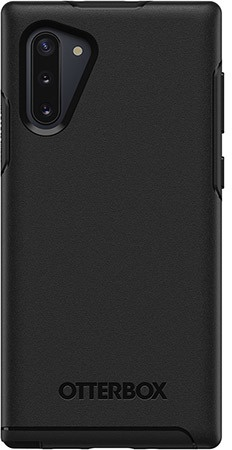 Otterbox Symmetry Case Zwart Samsung Galaxy Note 10 (Galaxy Note 10z) Zwart