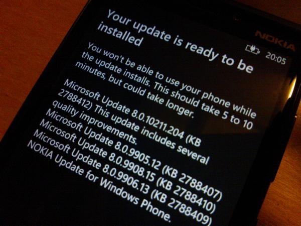Nokia Lumia 920 Portico-update