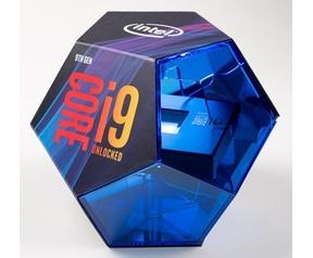 Intel Core i9 verpakking 2018
