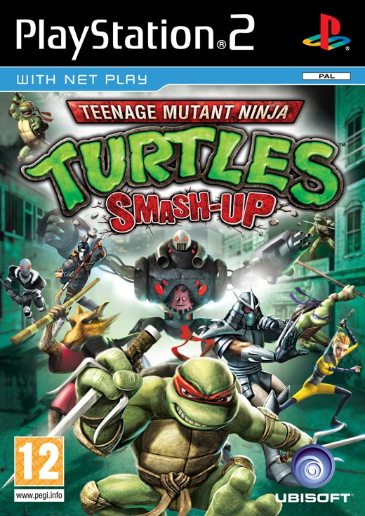 Teenage Mutant Ninja Turtles Smash Up Playstation 2 Prijzen