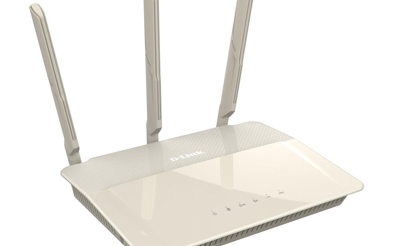 Wireless AC1900 Dual-Band Cloud Router (DIR-880L)
