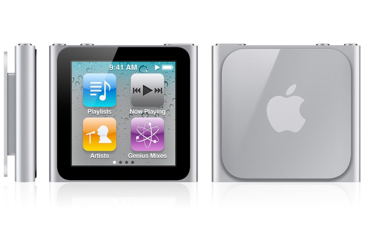 Persconferentie Apple 09/2010: nieuwe iPod-modellen
