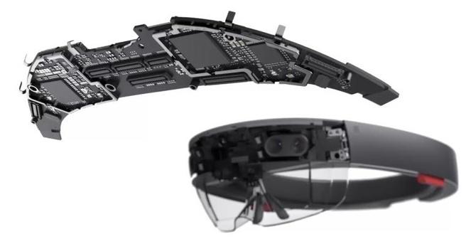 HoloLens-moederbord