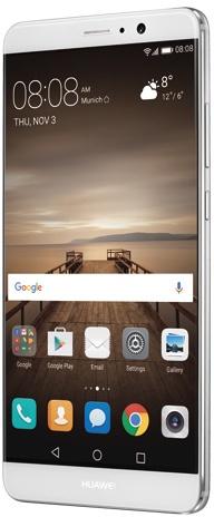 Huawei Mate 9 Dual Sim Zilver