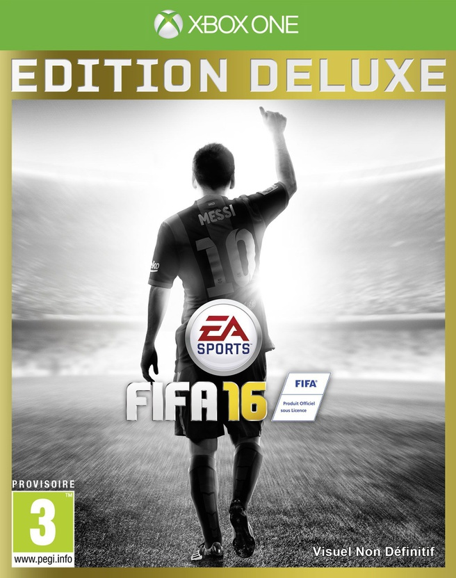 FIFA 16 Deluxe Edition, PlayStation 4