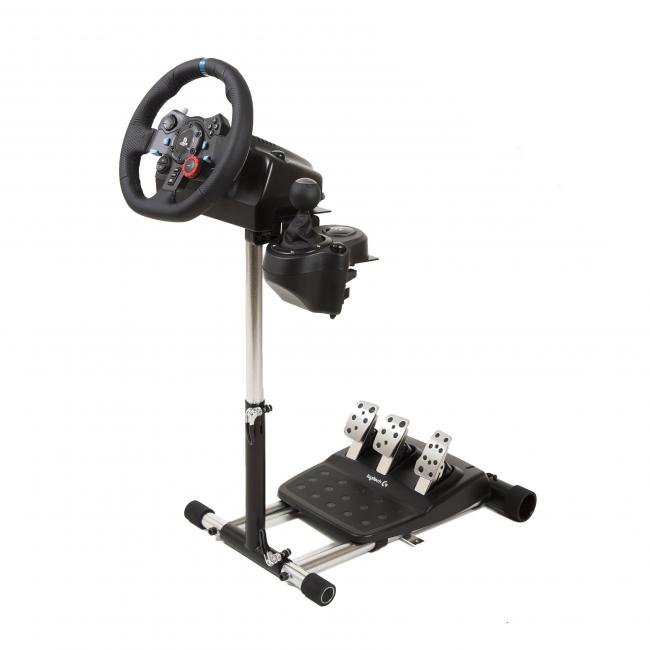 wheel stand pro logitech g25 g27 g29 g920 racing wheel. Black Bedroom Furniture Sets. Home Design Ideas