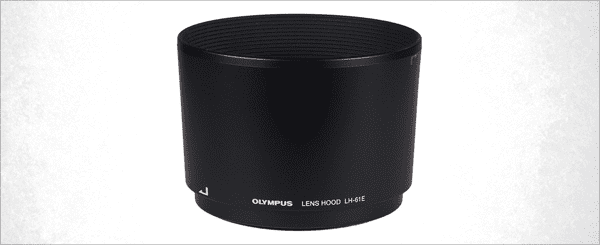 Olympus LH-61E Lens Hood (ED 70-300mm f4.0-5.6 & MFT 75-300)