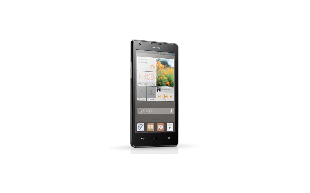 Huawei Ascend G700 Zwart - Specificaties - Tweakers