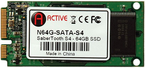 Active Media Products SaberTooth S4-ssd