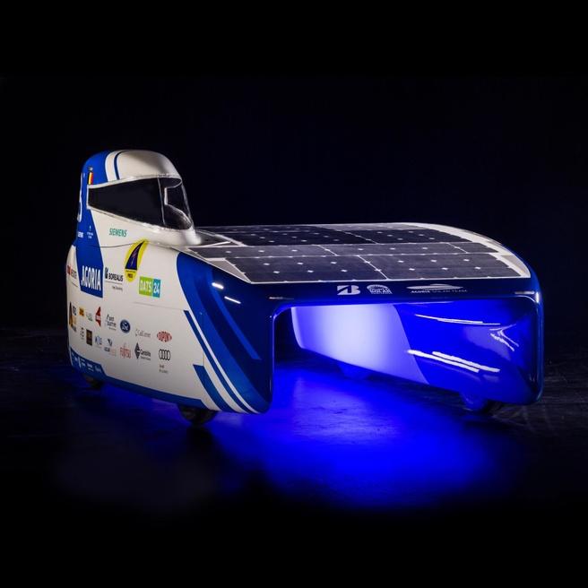 BluePoint KU Leuven Solar Challenge