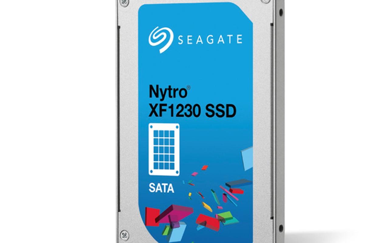 Seagate Nytro XF1230