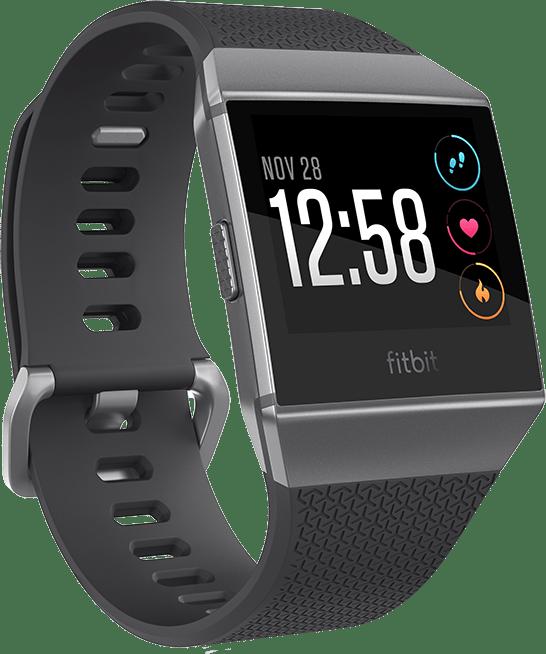 Fitbit Ionic Grijs Grijs Zwart Janssuh Userreviews