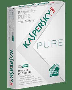 Kaspersky Pure 5 PC - 2 Jaar