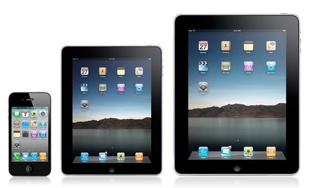 Mockup: iPad Mini