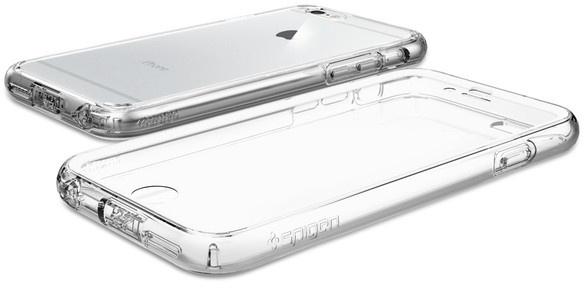 new arrival b38d4 a88cb Spigen Ultra Hybrid FX Apple iPhone 6 Case Crystal Clear (iPhone 6 ...