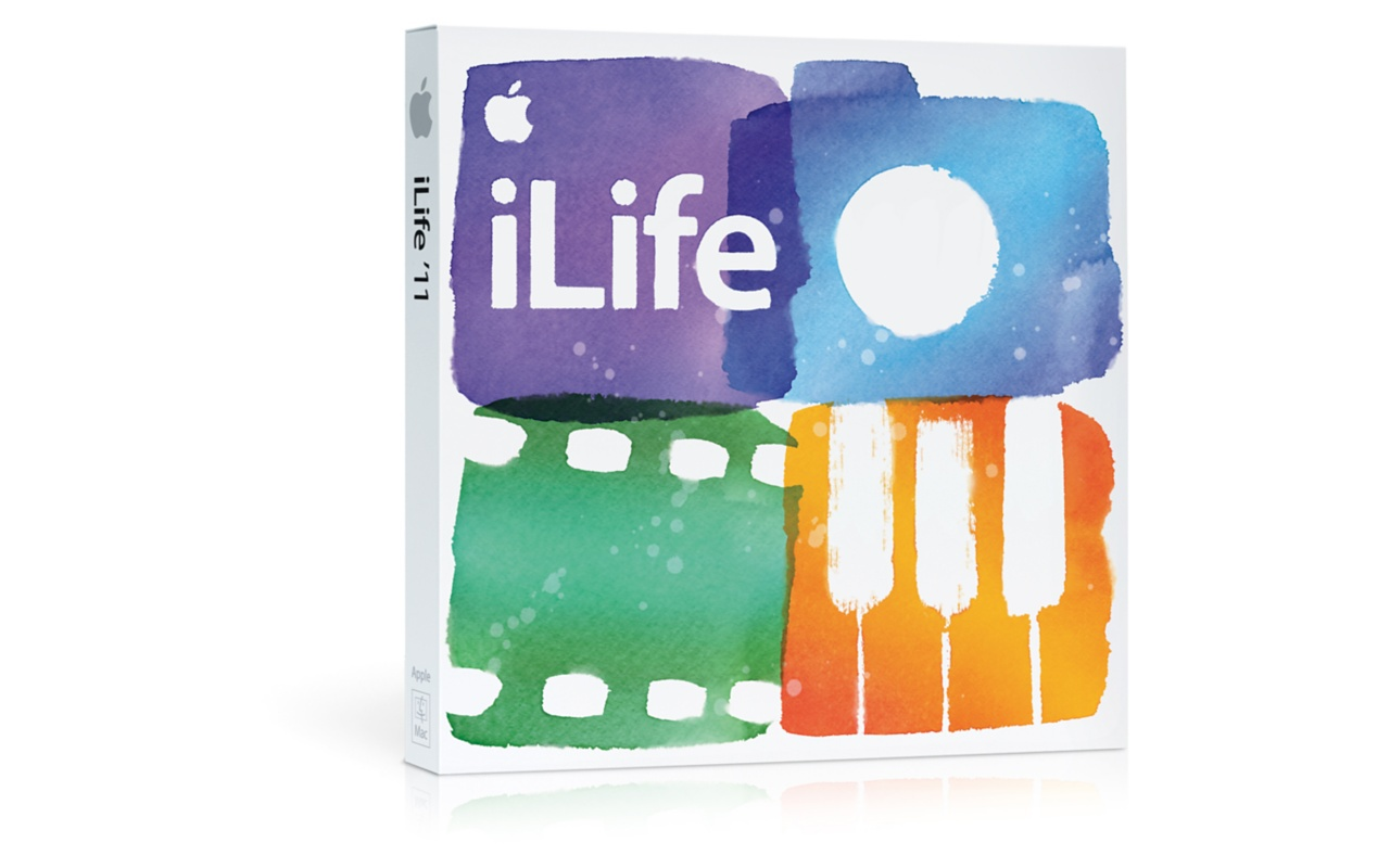 Apple iLife '11 Family Pack (Mac)