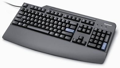 Lenovo Preferred Pro USB Keyboard - Hebrew