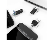 Silicon Power 32GB Mobile C50 32GB Zwart
