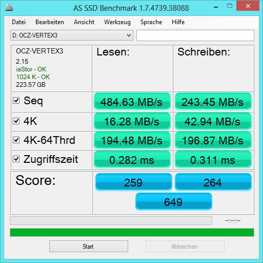 OCZ Vertex3