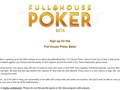 Email Full House Poker