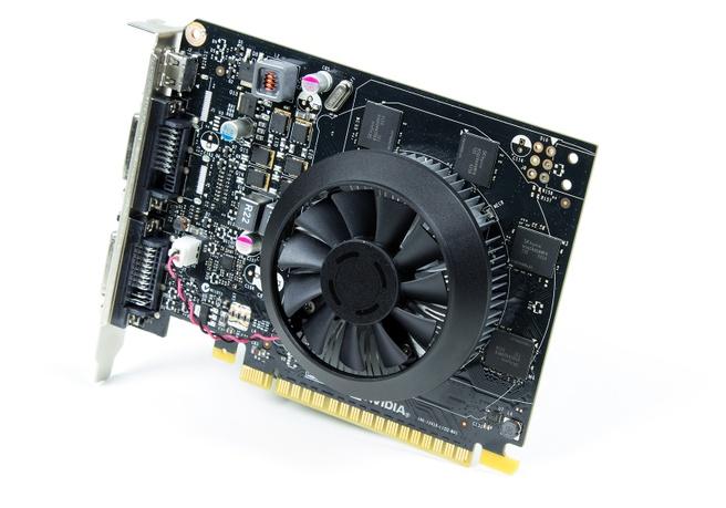 Nvidia GTX 750 Ti