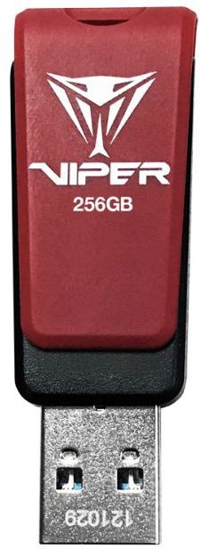 Patriot Memory Viper USB 3.1 256GB Rood