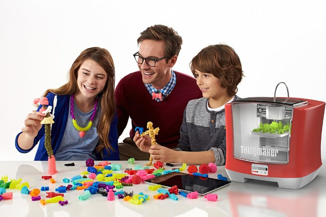 Mattel ThingMaker 3D Printer