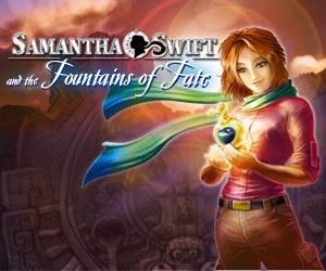 Samantha Swift and the Fountains of Fate, PC