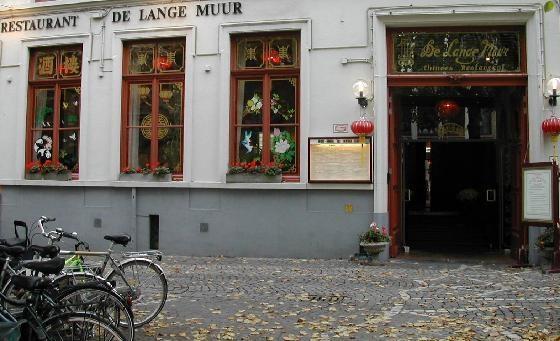 Chinees De Lange Muur in Brugge