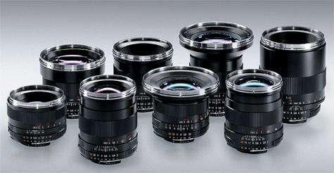 Carl Zeiss ZF.2-lensserie Nikon F-mount