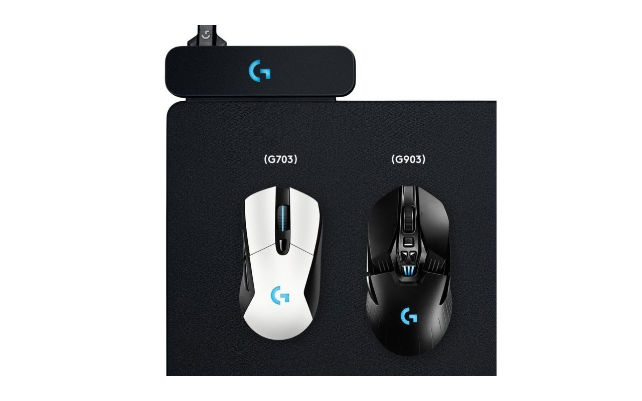 Logitech Powerplay en muizen