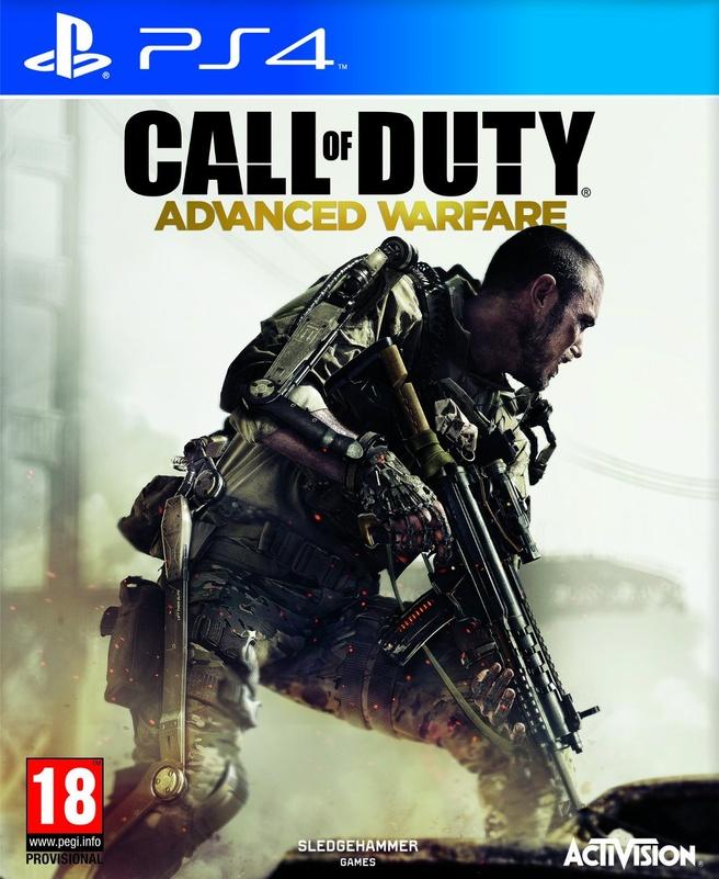 Call of Duty: Advanced Warfare, PlayStation 4