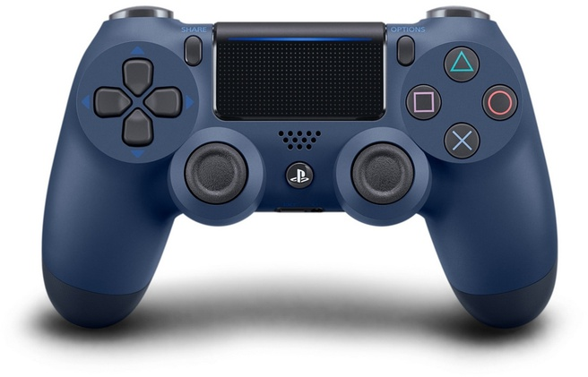 Sony PlayStation Dualshock 4 Controller (V2) Midnight Blue Blauw