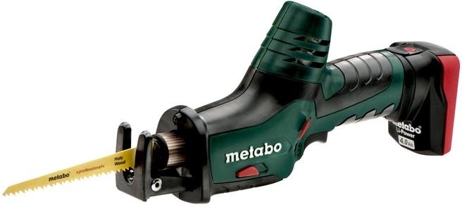 Metabo PowerMaxx ASE (MetaLoc koffer, 2x10.8V/4Ah accu)