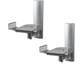 Goedkoopste BT77 Ultragrip Pro Side Clamping Loudspeaker Wall Mounts with Tilt and Swivel Zilver