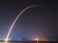 SpaceX laat opnieuw met succes Falcon 9 landen