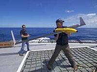 Drone van Sea Shepherd