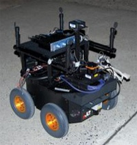 Covert robot is covert