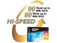 Silicon Power 64GB microSDXC