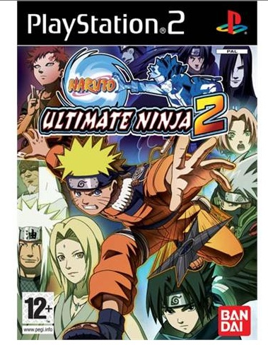 Naruto: Ultimate Ninja 2, PlayStation 2