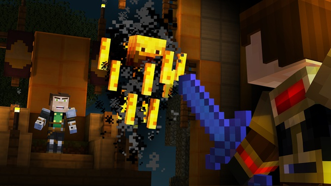 Minecraft: Story Mode - The Complete Adventure, Xbox ONE