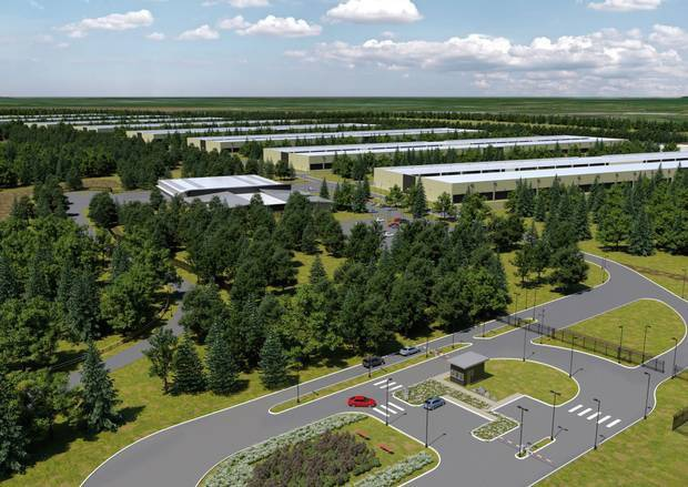 Apple datacenter Ierland