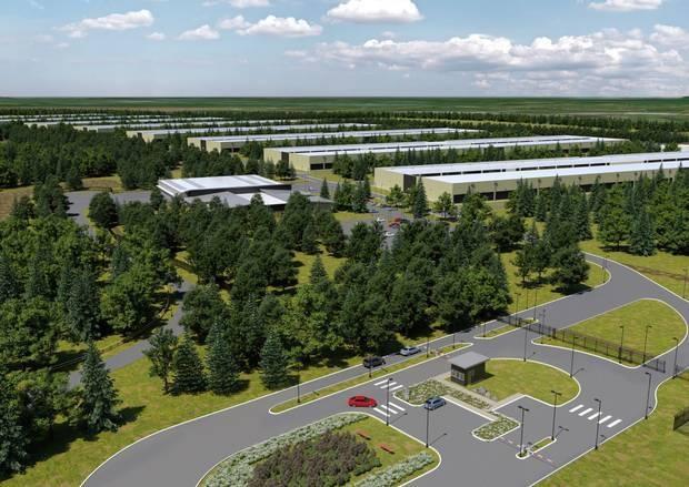 Apple datacenter Ierland